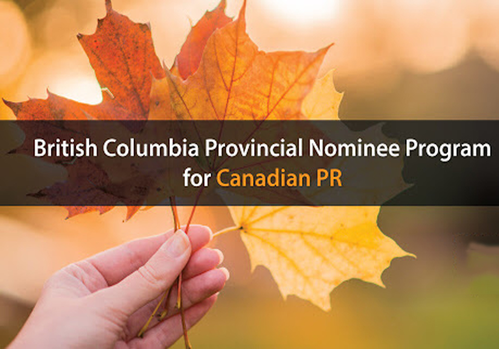 British Columbia Provincial Nominee Program